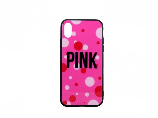 کاور مدل pink  مناسب برای گوشی موبایل آیفون X