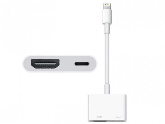 کابل اصلی تبدیل لایتنینگ به دیجیتال AV اپل
