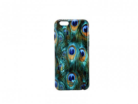 کاور مدل KUTIS طرح پر طاووس مناسب برای گوشی موبایل آیفون 6