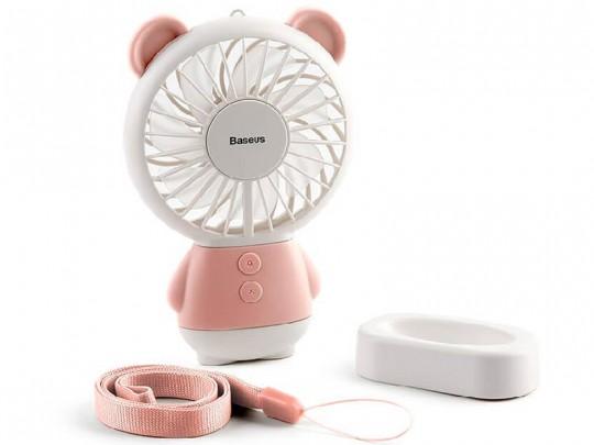 پنکه رومیزی USB بیسوس مدل Dharma bear