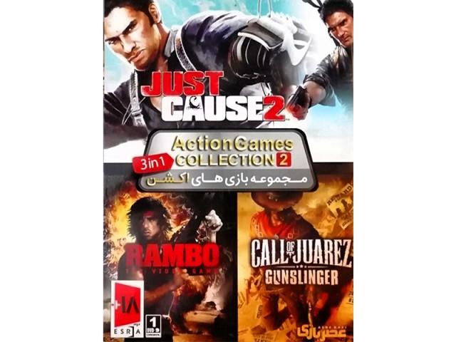 مجموعه بازی های اکشن 2 عصر بازی