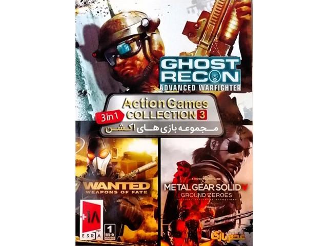 مجموعه بازی های اکشن 3 عصر بازی