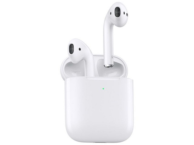 هدفون بی سیم ایرپاد 2 اپل مدل AirPods 2