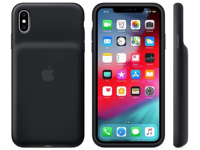 کاور شارژ اپل مدل Smart Battery Case مناسب برای گوشی موبایل آیفون XS