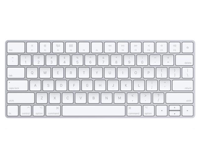 کیبورد بی سیم اپل مدل Magic Keyboard
