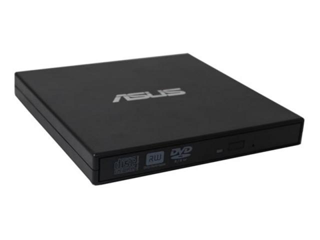 DVD رایتر اکسترنال ایسوس مدل Slim SDRW 08D-U