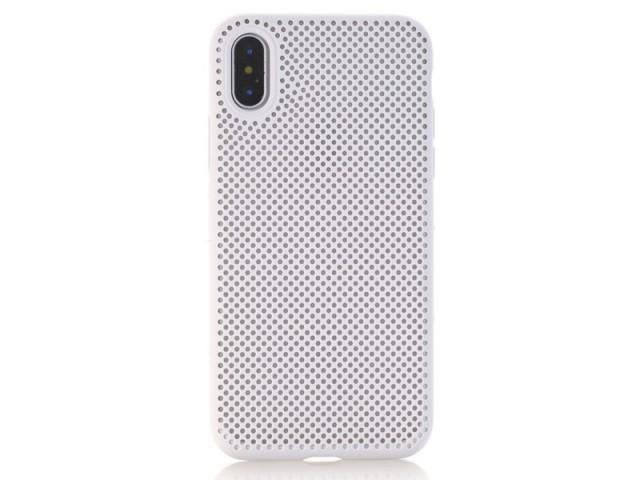 کاور توری سیلیکونی مناسب برای گوشی موبایل آیفون X