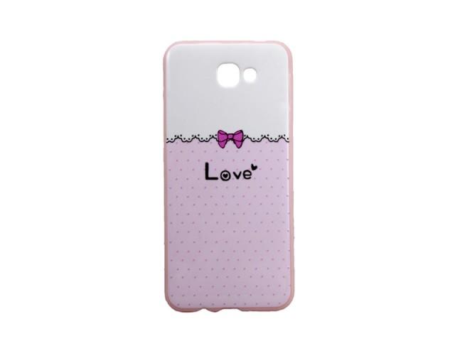 کاور بلکین مدل love مناسب گوشی موبایل سامسونگj5 prime