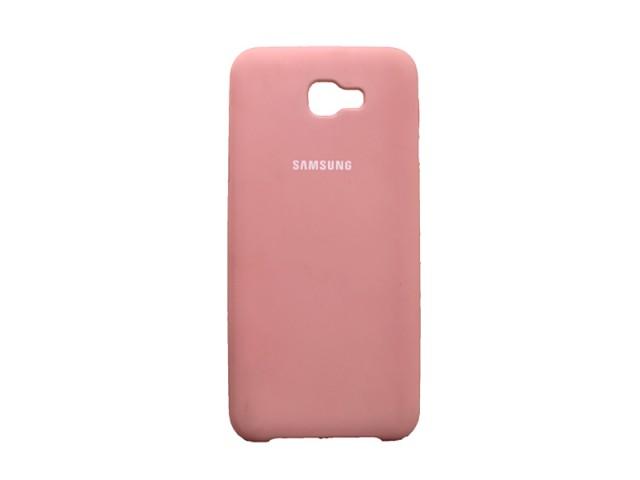 کاور سلیکونی سامسونگ مناسب گوشی موبایل سامسونگj5 prime