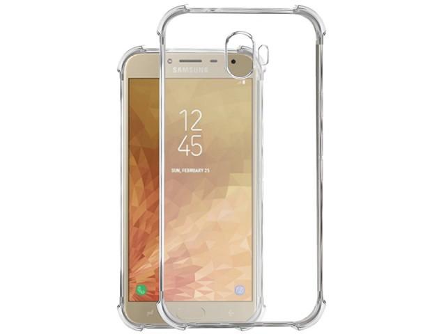 کاور ژله ای مدل Shockproof Corner TPU مناسب برای گوشی موبایل سامسونگ J4 2018