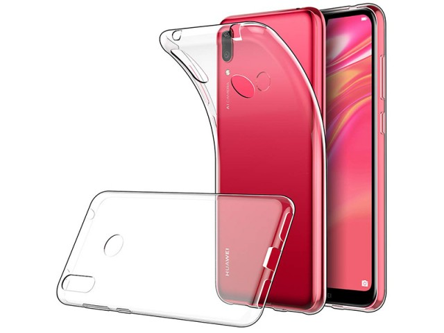 کاور ژله ای مولان کانو مناسب برای گوشی موبایل هوآوی Y7 2019