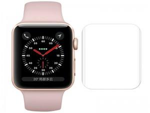 محافظ صفحه نمایش بوف مدل Hydrogel مناسب برای ساعت هوشمند اپل واچ 40mm