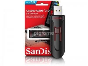 فلش مموری سن دیسک مدل Cruzer Glide USB 3.0 ظرفیت 32 گیگابایت
