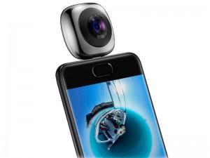 دوربین عکاسی هوآوی مدل CV60 360 Panoramic VR Camera با قابلیت اتصال به موبایل