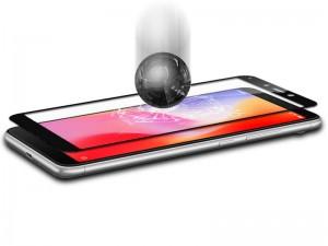 محافظ صفحه نمايش تمام چسب مدل Full Cover مناسب برای گوشی موبايل شیائومی ردمی 6