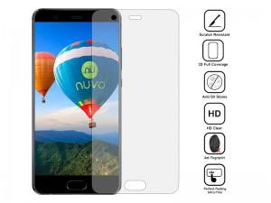 برچسب نانو صفحه نمايش جلو و پشت گوشی مدل Full Cover مناسب برای گوشی ال جی K8