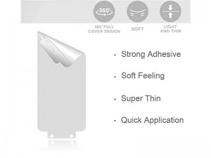 برچسب نانو صفحه نمايش بست سوییت مدل Full Body مناسب برای گوشی ال جی K10 2017