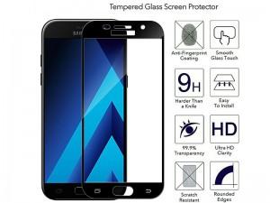 محافظ صفحه نمايش تمام چسب مدل Full Cover 3D Glass مناسب برای گوشی موبايل سامسونگ A510