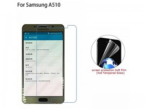 برچسب نانو صفحه نمايش مدل Nano Soft Explosion Proof Membrane مناسب برای گوشی موبایل سامسونگ A510