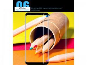 برچسب نانو محافظ صفحه نمايش مدل Nano Anti Shock Film Screen Protector مناسب برای گوشی موبایل سامسونگ Note 8