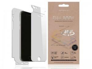 برچسب نانو صفحه نمايش جلو و پشت گوشی مدل Full Cover مناسب برای گوشی موبایل سامسونگ J3 Pro