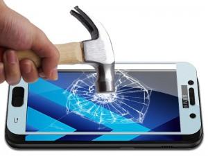 محافظ صفحه نمايش تمام چسب مناسب برای گوشی موبايل سامسونگ J7 Prime