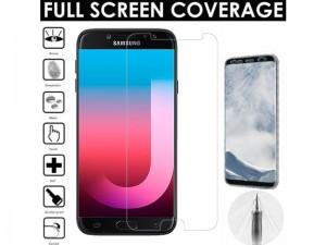 برچسب نانو محافظ صفحه نمايش مدل Nano Anti Shock Film Screen Protector مناسب برای گوشی موبایل سامسونگ J7 Pro