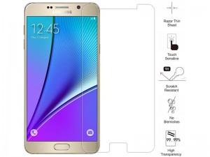 محافظ صفحه نمایش شیشه ای مدل Cococ مناسب برای گوشی موبایل سامسونگ Note 5