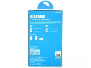 محافظ صفحه نمايش ایکس لول مدل +Glass Pro مناسب برای گوشی موبايل سامسونگ J3