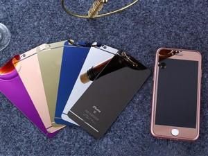 محافظ صفحه نمايش جلو و پشت گوشی مدل Nano Slim مناسب برای گوشی موبایل آیفون 5S