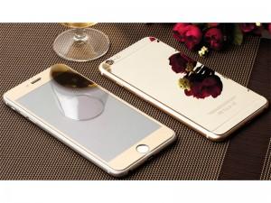 محافظ صفحه نمايش جلو و پشت گوشی موبایل آیفون 6