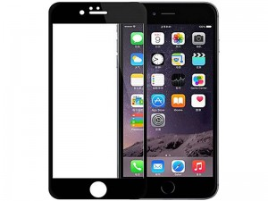 محافظ صفحه نمایش تمام چسب جی سی کام مناسب برای گوشی موبایل آیفون 6