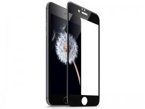 محافظ صفحه نمايش تمام چسب کوکوک مدل 4D Rounded Edges مناسب برای گوشی موبايل آیفون 6
