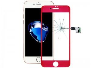 محافظ صفحه نمایش شیشه ای مدل 5D Silica Gel Glass مناسب برای گوشی موبایل آیفون 7/8