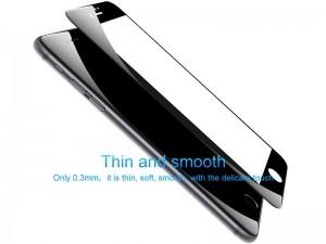 محافظ صفحه نمايش بیسوس مدل Soft Edge PET مناسب برای گوشی موبايل آیفون 7/8