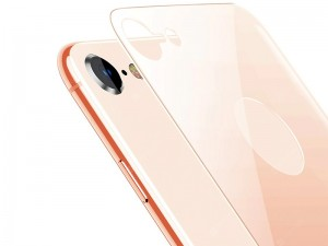 گلس پشت گوشی بیسوس مدل 4D Arc مناسب برای گوشی موبایل آیفون 7/8