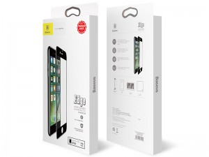 محافظ صفحه نمايش بیسوس مدل Edge مناسب برای گوشی موبايل آیفون 7/8