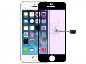 محافظ صفحه نمايش تمام چسب کوکوک مدل 4D Rounded Edges مناسب برای گوشی موبايل آیفون 6 پلاس