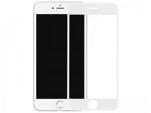 محافظ صفحه نمايش بیسوس مدل Soft Edge PET مناسب برای گوشی موبايل آیفون 7/8 پلاس