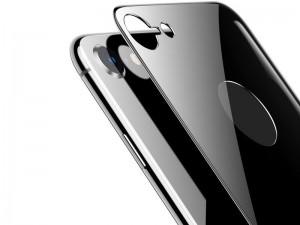گلس پشت گوشی بیسوس مدل 4D Arc مناسب برای گوشی موبایل آیفون 7/8 پلاس