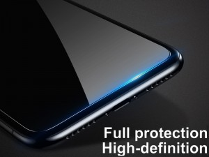 محافظ صفحه نمايش بیسوس مدل Light-thin Protective Tempered Glass Film مناسب برای گوشی موبایل آیفون X
