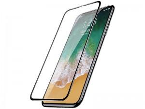 محافظ صفحه نمايش بیسوس مدل Soft PET Tempered Glass Film مناسب برای گوشی موبايل آیفون X