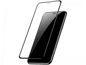 محافظ صفحه نمايش بیسوس مدل Curved Screen Tempered Glass مناسب برای گوشی موبايل آیفون Xr