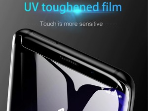 محافظ صفحه نمایش UV مدل Nano Optics Curved مناسب برای گوشی موبایل سامسونگ S7 Edge