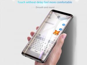 محافظ صفحه نمایش UV مدل Nano Optics Curved مناسب برای گوشی موبایل سامسونگ S8