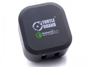 شارژر دیواری ترتل برند مدل TB0066 ActivePort QC