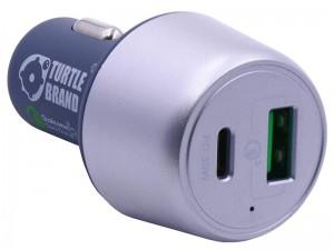شارژر فندکی ترتل برند مدل TB0077 ActiveDrive PD