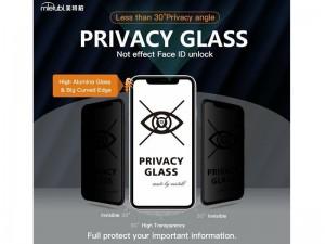 محافظ صفحه نمايش میتبال مدل Privacy Glass مناسب برای گوشی موبايل آیفون 11 پرو مکس