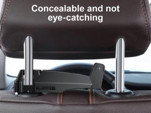 پایه نگهدارنده گوشی موبایل صندلی عقب خودرو بیسوس مدل Back Seat Hook Mobile Phone Holder