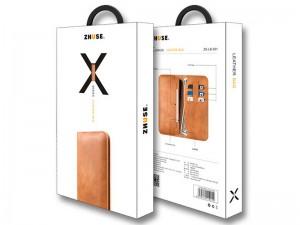 کیف پول چرمی Zhuse X Series ZS-LB-001 Leather Bag مناسب گوشیهای موبایل
